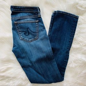 AG Jeans the Stilt Cigarette Leg Size 26